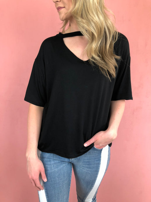 Dakota Keyhole Top