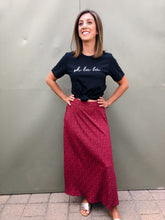 Load image into Gallery viewer, Mila Midi Skirt