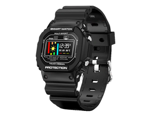 Tactical Smart Watch V-Shock Black