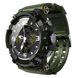 Tactical Smart Watch V7 Pro Army Green