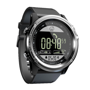Tactical Smart Watch ZEN7 Silver