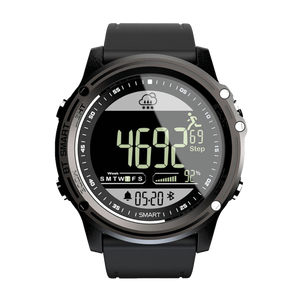 Tactical Smart Watch ZEN7 Black