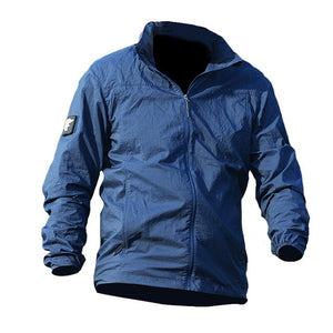 Tactical Jacket Light X Navy Blue