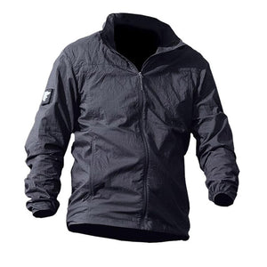 Tactical Jacket Light X Gray