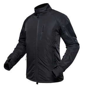 Tactical Jacket J Black