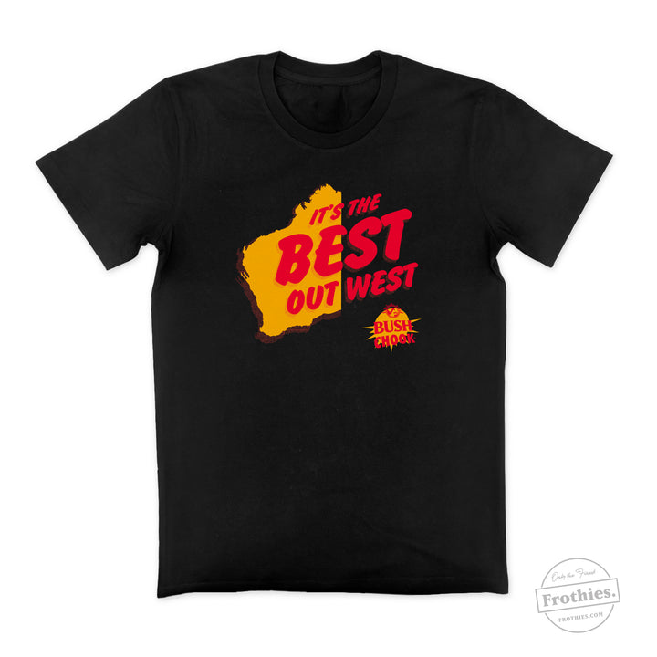 Best Out West Tee