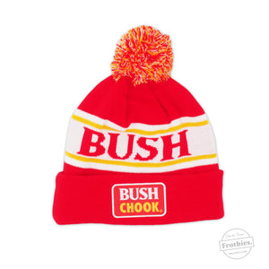 Bush Chook Beanie - Pin Stripe