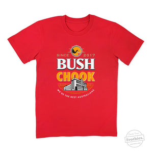 Bush Chook Tee