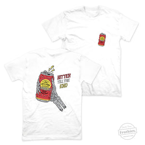 Bitter 'til the End Tee
