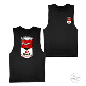 Bat Soup Pocket & Back Muscle Tee