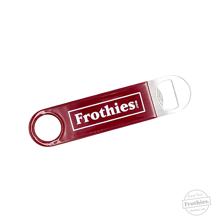 Frothies Bottle Opener - Red