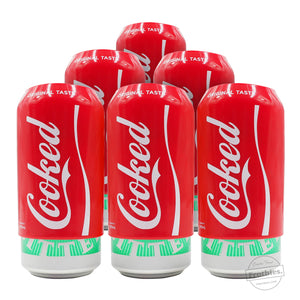 Cooked Can Sleeve - 6 Pack