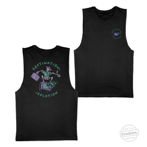 Destination Isolation Muscle Tee