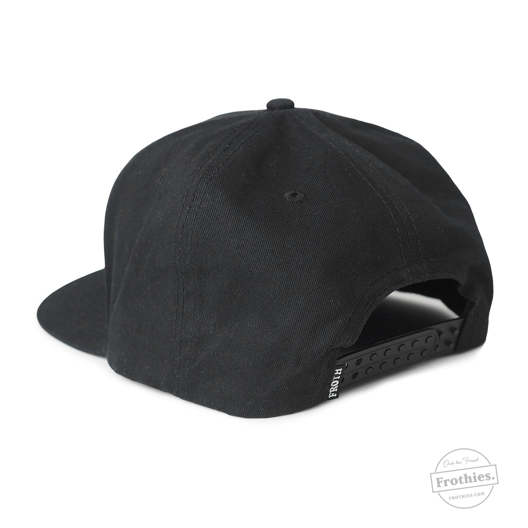 Sloshed Puppies - Flat Peak Snapback
