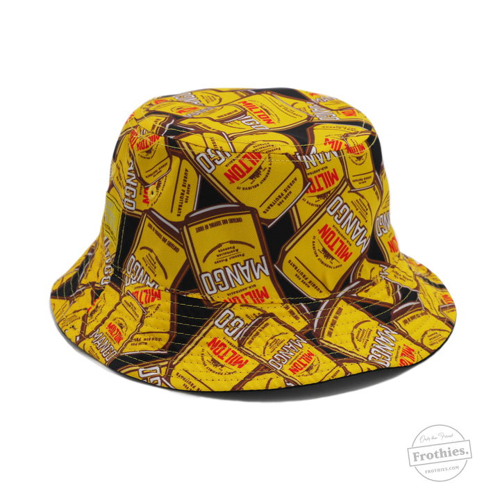 Mango Fever Bucket Hat - Reversible