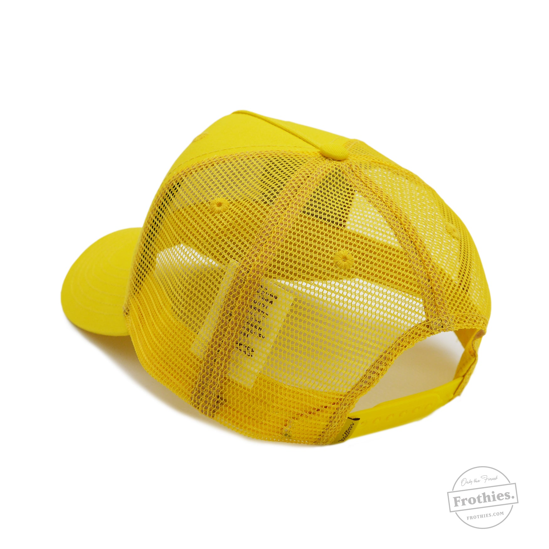 Milton Mango Trucker - Yellow