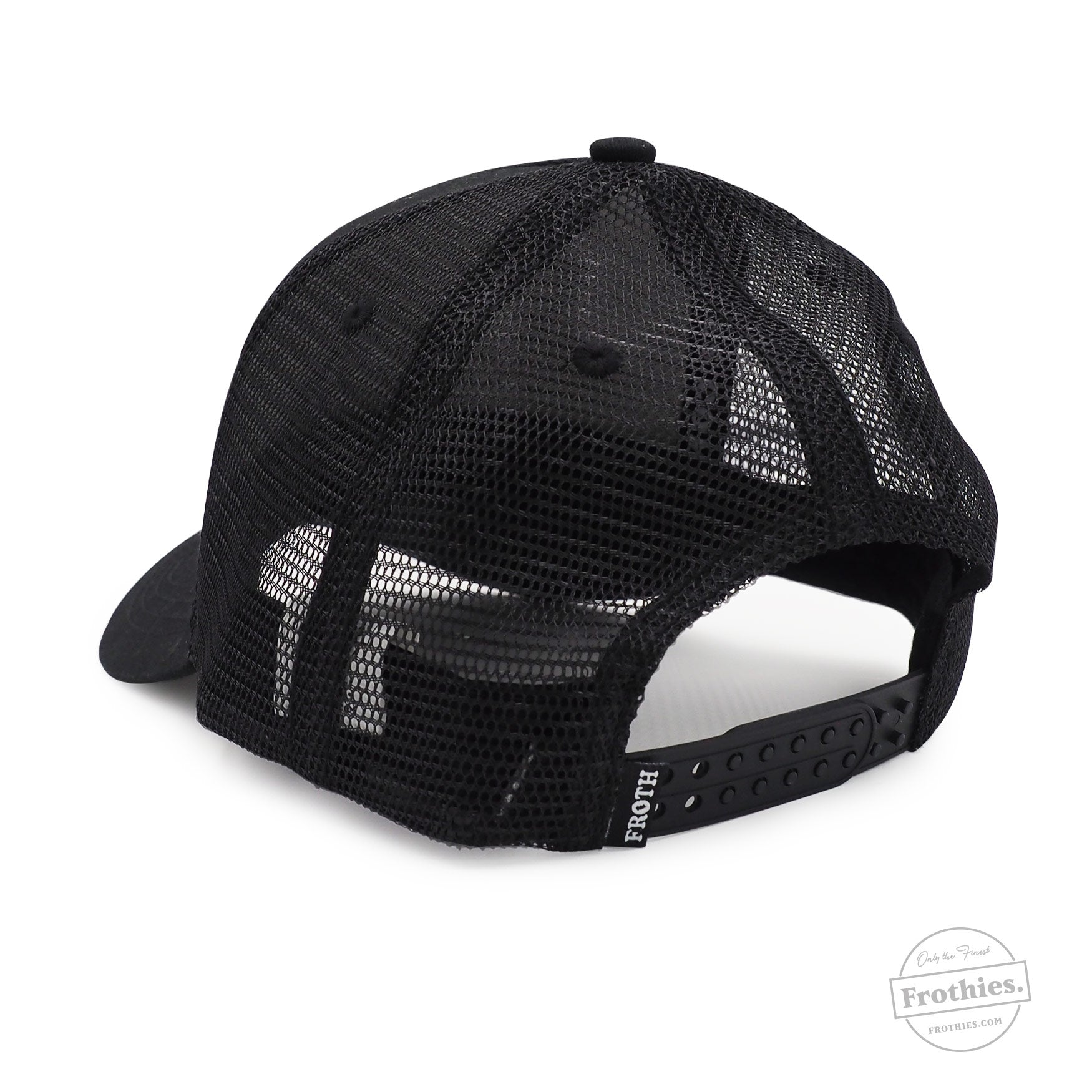 Blackrat Trucker - Black