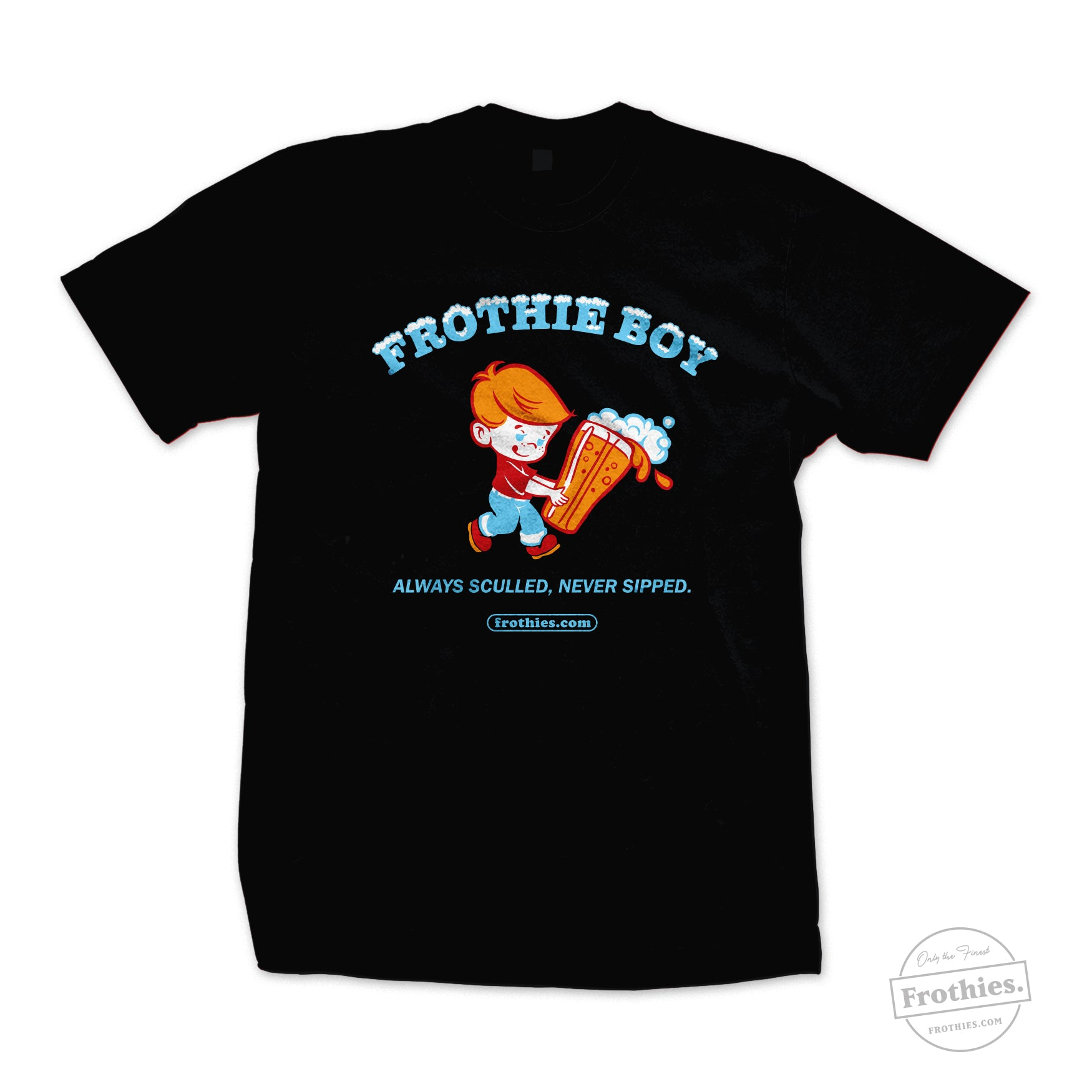 Frothie Boy Bootleg Tee