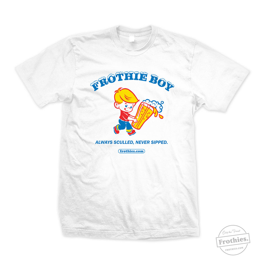 Frothie Boy Tee