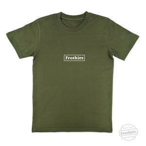 The Frothies Logo Tee
