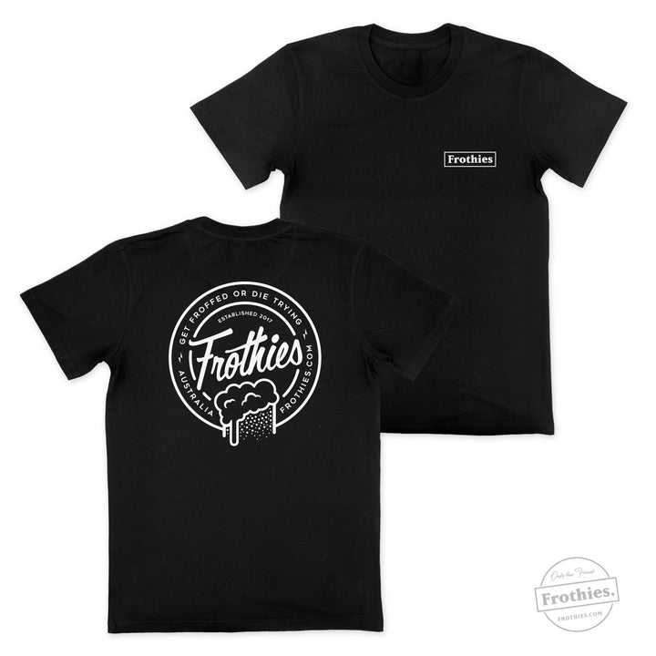 The Frothies Badge Tee