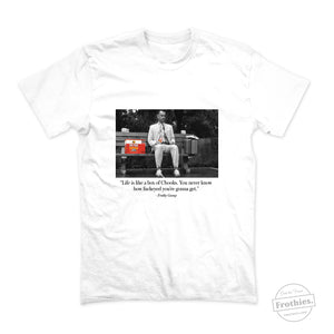 Frothy Gump Tee