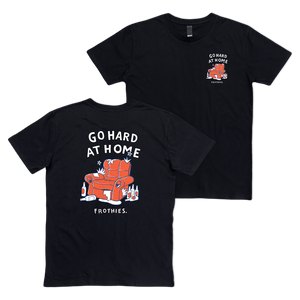 Go hard at Home Tee