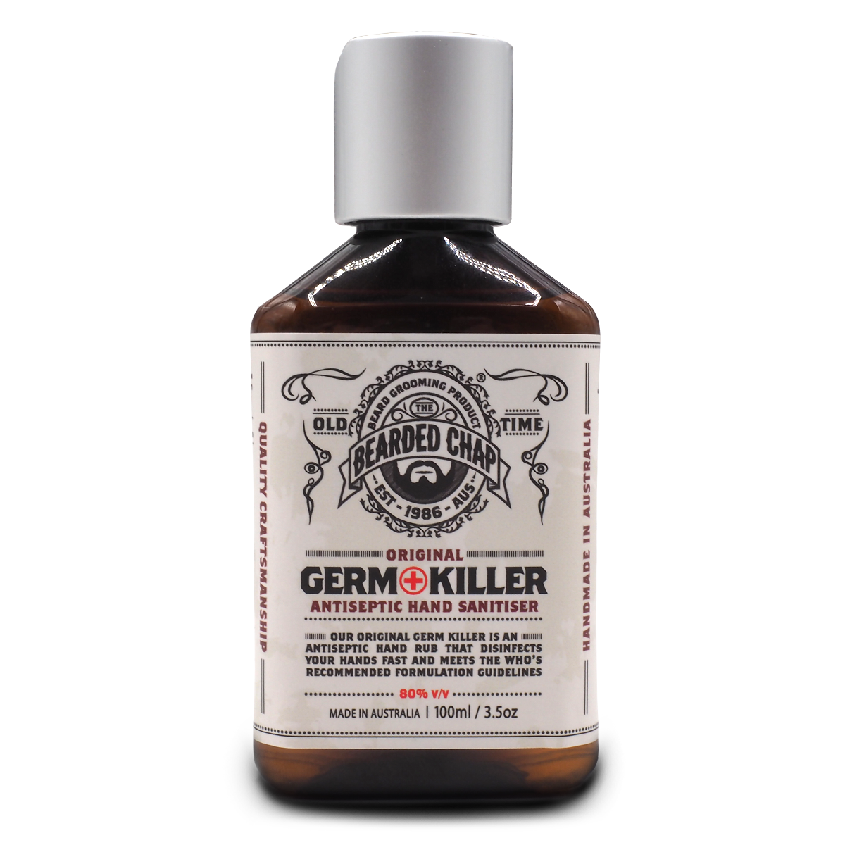 In Sani We Trust Tee + Free Bottle of Germ Killer Sani