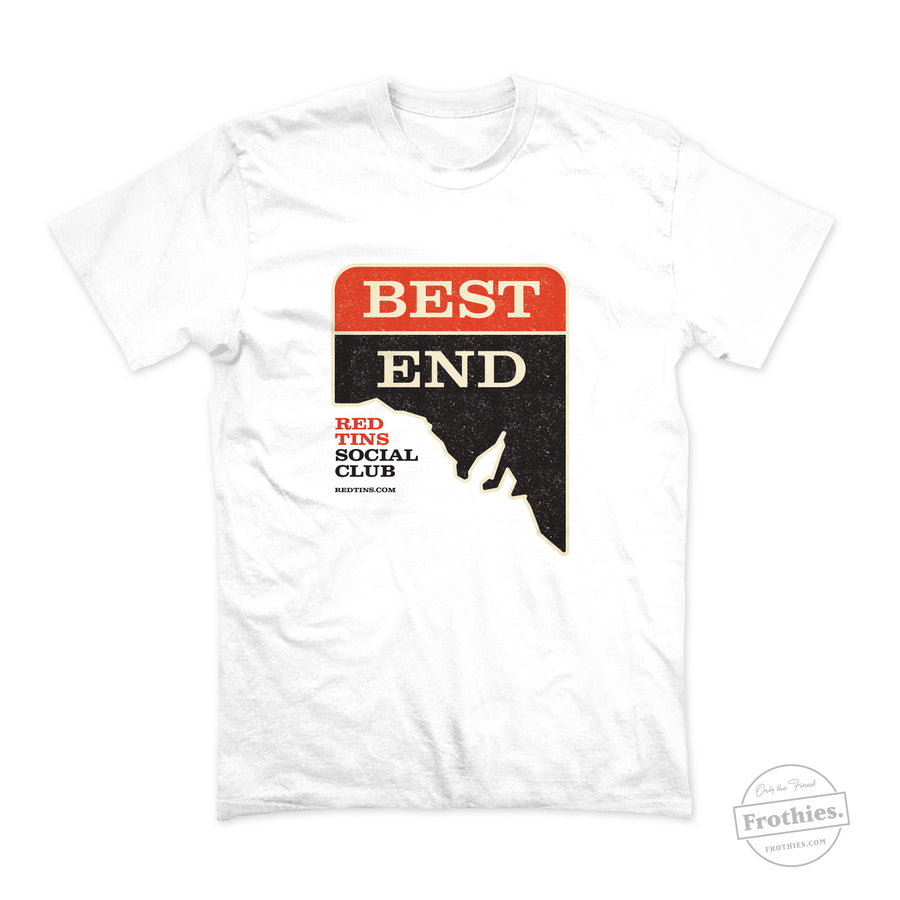 The Best End, Vintage, State Tee