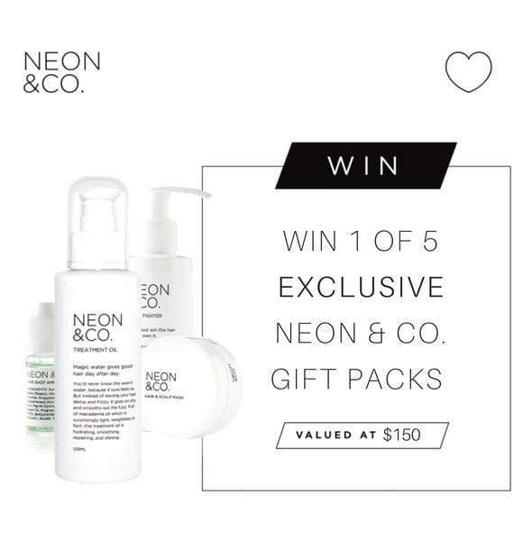 WIN 1 OF 5 EXCLUSIVE NEON & CO. Gift Packs