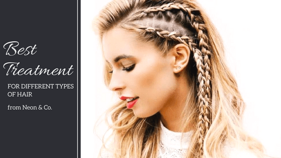 Best Hair Care Treatments for Different Hair Types