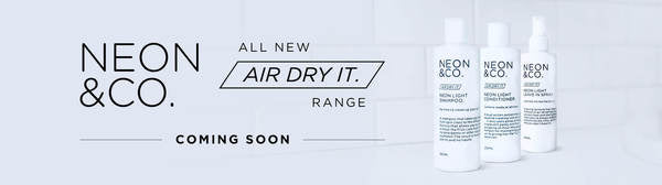 Text - Air Dry It.
