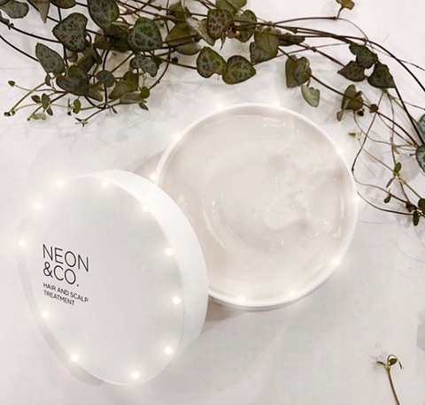 Pottery - Neon & Co. Founder's Series: Healthy Hair Begins At The Scalp.
