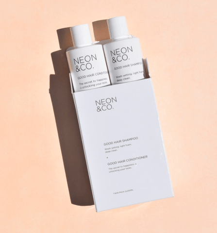 Bottle - Neon & Co. Good Hair Conditioner