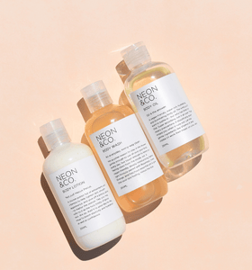 Vegan illuminating Body Oil