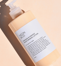 Load image into Gallery viewer, Orange & Mango Moisturising Lotion 500ML