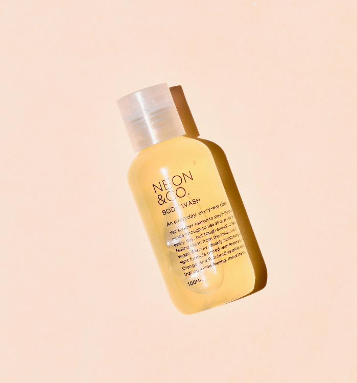 Vegan Body Wash 50ml