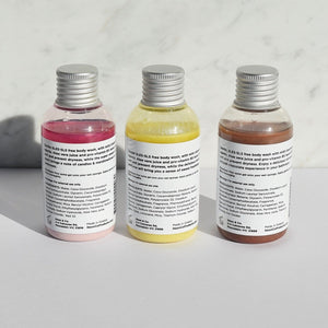 Neon & Co. 'Cake Shop' Bath Gel Trio (3 x 100ml)