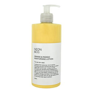 Neon Fresh - Orange & Mango Moisturising Lotion 500ML