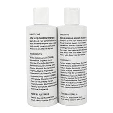 Load image into Gallery viewer, Neon & Co. Shampoo + Conditioner Duo (250ml x 2)