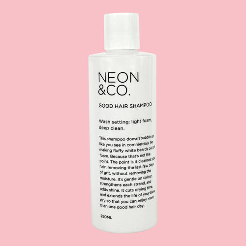 Neon & Co. Good Hair Shampoo 250ml