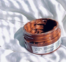 Load image into Gallery viewer, Neon & Co. Aussie Red Clay Mask (50g)