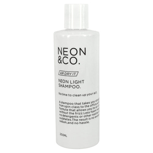 Neon & Co. ☁️ 'Air-dry it' Shampoo (250ml)
