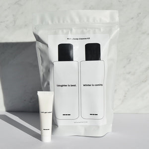 tlw. Repair + Grow Cleanse Kit (2 x 250ml)
