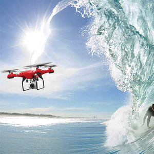 2018 New 1080P Camera Drone-Water Sports-airvog.com-WHITE-airvog