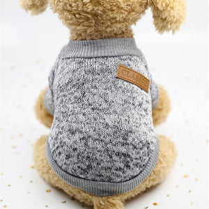 Cozy Dog Sweater