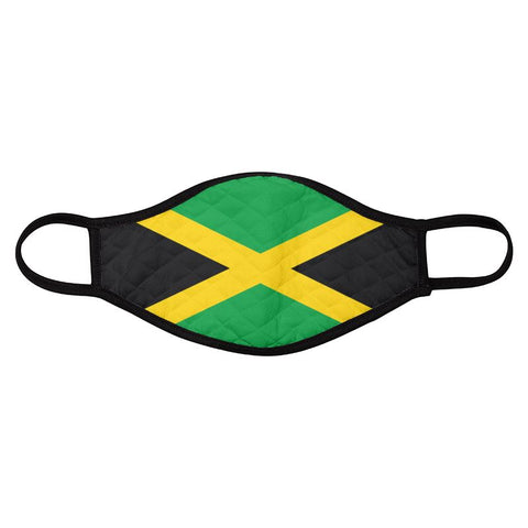 Face Mask Jamaica 4Pack