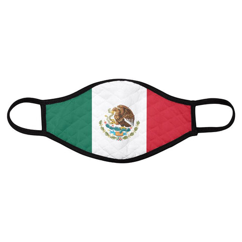 Face Mask Mexico 4Pack