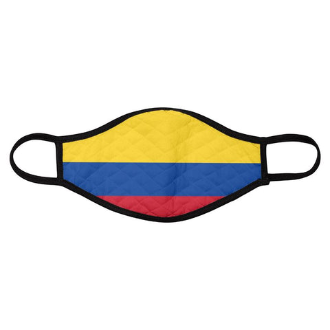 Face Mask Colombia 4Pack