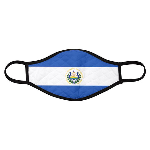 Face Mask El Salvador 4Pack